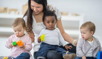 Daycare - Kids Playing
